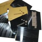 Visitenkarten aus Vinyl: Membercard (Foto: Christian Trögele)