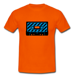 T-Shirt: Tribute to all the Tapes